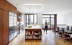 Brooklyn Passive House Plus by Baxt Ingui Architects 4