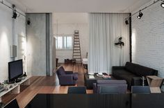 Loft Cinderela by AR Arquitetos on flodeau.com 25 #interior #design #decor #deco #decoration