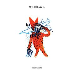 We draw A: Moments #cover #cd #music
