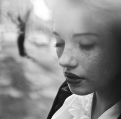 Portrait Photography by Marta Syrko