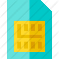 See more icon inspiration related to memory card, sim card, electronics, storage and device on Flaticon.