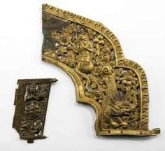 Two Aureol Fragments