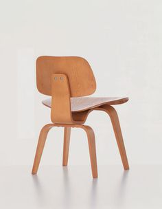 Charles Eames & Ray Eames, LCW Lounge Chair