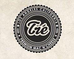 Tre Mac N' Cheese by emesghali #logo #circle #cheese #mac