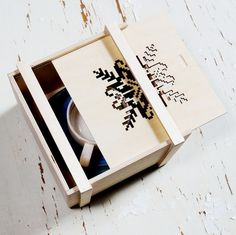 lovely package youartme 1 #packaging #wood