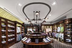 brooks brothers store by stefano tordiglione hong kong #layouts #creative #inspiration #interior #design #store #retail
