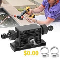 Mini #Electric #Drill #Drive #Pump #- #BLACK