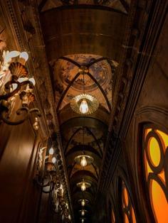 Hallway lighting, GB SPACE