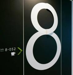 Wayfinding   Signage   Sign   Design  agile Montreal办公室导视系统设计
