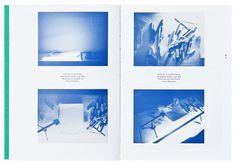 Studio Filippo Nostri / Bench.li #print #layout #colour #book