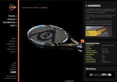 Dunlop 2011 Global Website on Web Design Served #sdfdf