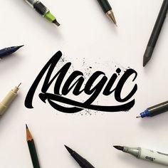 @handmadefont @typeyeah #lettering #calligraphy #typography #handlettering #typetopia #artoftype #ligaturecollective #strengthinletters #le