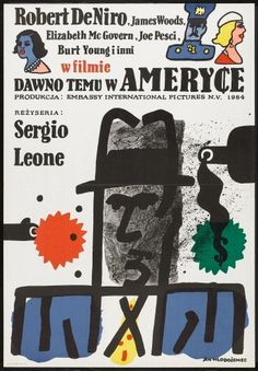 Dawno+temu+w+Ameryce.jpg (1113×1600) #polish #movie #a #in #once #upon #poster #time #leone #america #sergio