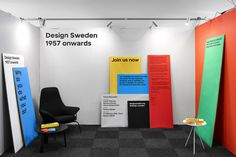 Design Sweden by Parasol — The Brand Identity