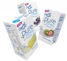PURE FITNESS #powdered #beverage #line