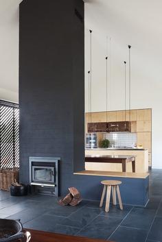 living room / MRTN Architects