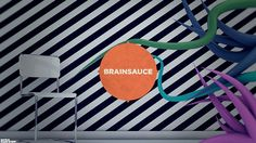Sunday Fun Projects on Behance #c4d #3dart #design #cinema #art #4d #3d #typography