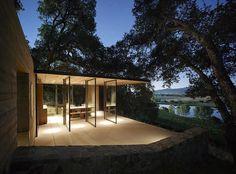 Walker Warner Architects Designed Three Unique Wine Tasting Pavilions for a Vineyard 9