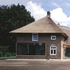 theSteward #thatch #architecture #roofs #facades