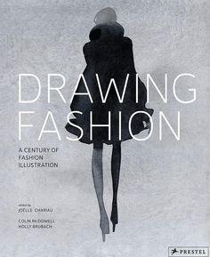 fashion drawing #fashion #illustration #blackwhite #book