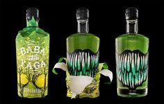 Baba Yaga Absinthe, for Arbutus Distillery