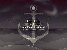 Bellmastanchor #typography