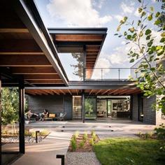Mariposa Garden House by Renée del Gaudio Architecture