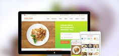 Yum Yum template by HEZY THEME #yumyum #flat #hezytheme #responsive #psd #shop #delivery #tasty #food #tablet #bootstrap #theme #restautant #store #ecommerce #order #webdesign #template #hezy #web