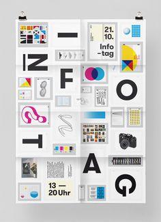 Infotag 2011 #feixen #design #graphic #pfffli #poster #felix