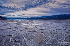 David Martin Captures Stunning Photos of Bad Water Basin in Death Valley