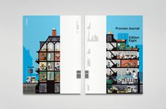 Process Journal: Edition Eight #journal #process