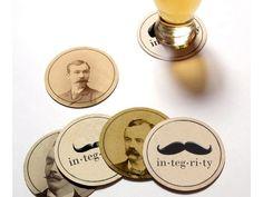 Integrity #integrity #coasters #bar #branding