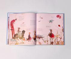 Ensueños mariadiamantes #design #layout #book #editorial #children #oniric #conradroset #lumen
