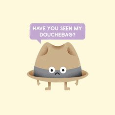 David Olenick worx @ ShockBlast #illustration #hat