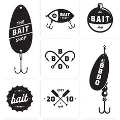 FFFFOUND! #logo #white #black #and