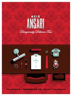 DKNG Studios » Posters #aziz #illustrations #ansari