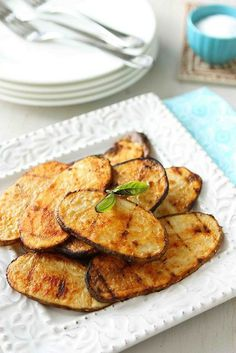 Grilled Potatoes with Smoked Paprika Recipe, Plus Get Grillin' Side Dishe #potato