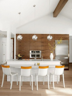 A Mid Century Modern Home Gets Fresh Update for a Young Family 1