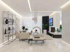 Horizon Apartment in Paris by Rosko Family Design