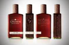 Looks like good New Graphic Design by Studio MPLS #syrup #bottle #packaging #design #maple