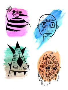 kyle harter art : Photo #illustration