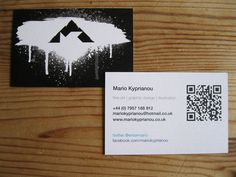 Recyclable Business Card Mario Kyprianou Pictures Photos and Images Gallery #inspiration #business #card #design #ideas