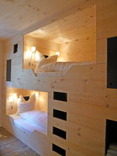 """Image Spark Image tagged """"furniture"""", """"interiors"""", """"wood"""" patacho3 #void #solid #interiors #wood #architecture"""