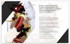 WOLFGANG PUCK : _ #print #design #graphic #editorial