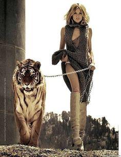 Tiger #fashion #tiger