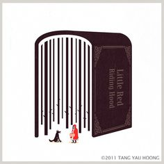 Little Red Riding Hood Tang Yau Hoong wp
