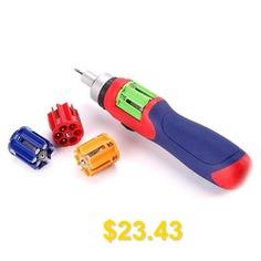 Multi-function #Screwdriver #Set #Repair #Tool #- #MULTI-A