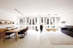 Doria by Fabio Fantolino #interior #apartment #minimalist #minimal