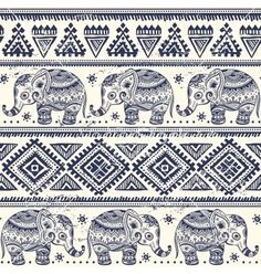 Don't make plans. #pattern #elephant