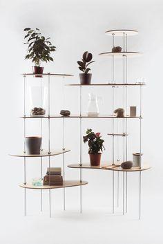 Nenuphar Organic Shelf